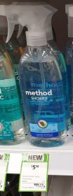 Method 490mL Shower