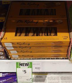 Mr Kipling 175g Slices Salted Caramel
