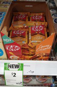 Nestle 45g KitKat Gooey Caramel