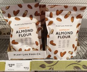 Plant Life Food Co 275g Almond Flour