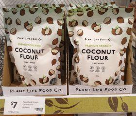 Plant Life Food Co 400g Coconut Flour