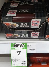 The British Sausage Co 200g Black Pudding