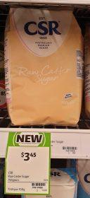 CSL 750g Sugar Raw Caster