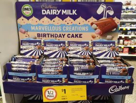 Cadbury 50g Marvellous Creations Birthday Cake