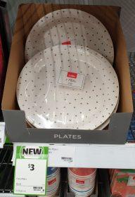 Coles 8 Pack Plates