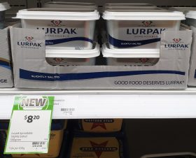 Lurpak 500g Speadable Slightly Salted