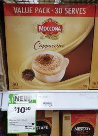 Moccona 450g Cappuccino