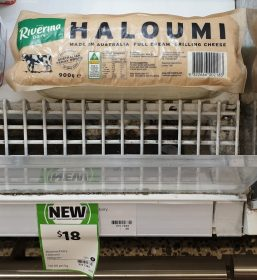 The Riverina Dairy 900g Haloumi