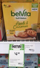 Belvita 120g Soft Bakes Apple & Cinnamon
