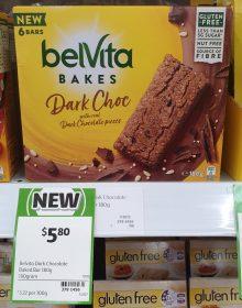 Belvita 180g Bakes Dark Choc