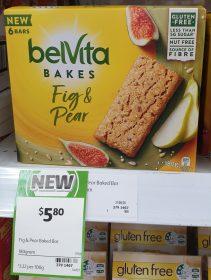 Belvita 180g Bakes Fig & Pear