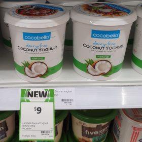 Cocobella 900g Coconut Yoghurt Natural