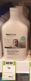 Eco Store 500mL Baby Body Wash