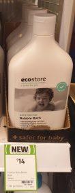Eco Store 500mL Baby Bubble Bath