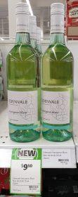 Edenvale 750mL Sauvignon Blanc Alcohol Removed