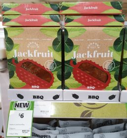 Hudsons 250g Jackfruit BBQ