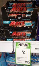 Mars 45.5g Caramel Sundae