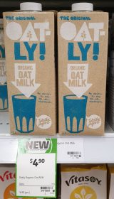 Oatly 1L Oat Milk Organic