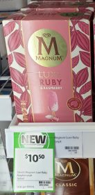 Streets 360mL Magnum Luxe Ruby & Raspberry