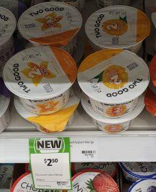 Two Good 150g Yoghurt Mango