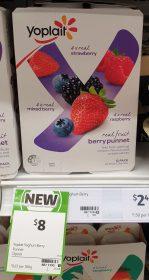 Yoplait 1.2kg Yoghurt Berry Punnet