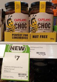Capilano 300g Choc Honey Spread
