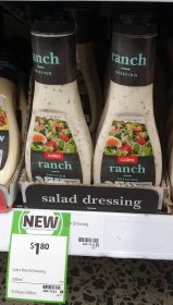 Coles 300mL Dessing Ranch Copy