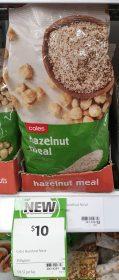 Coles 350g Hazelnut Meal