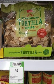 Coles 400g Chips Tortilla