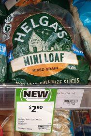 Helgas 360g Mini Loaf Mixed Grain 1