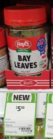 Hoyts 20g Bay Leaves