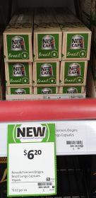 Nescafe 10 Pack Capsules Brazil