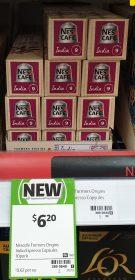 Nescafe 10 Pack Capsules India