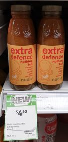Nudie 400mL Nothing But Extra Defence 1