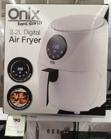 Onix 1 Pack Air Fryer 3.2L