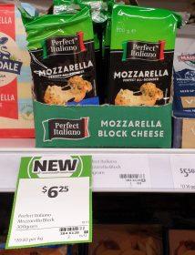 Perfect Italiano 300g Cheese Mozzarella