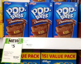 Pop Tarts 384g Frosted Chocolate 1