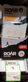 Roar Protein 70g Honey Ham Almonds Cheese 1