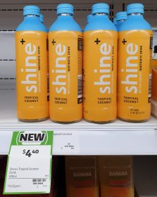 Shine 330mL Tropical Coconut 1