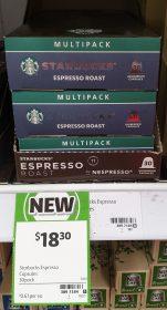 Starbucks 30 Pack Espresso Roast