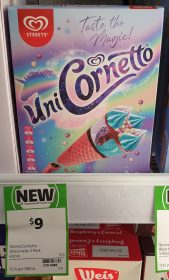 Streets 402mL Uni Cornetto 1