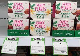 Fancy Plants 150g Chia Pod Chocolate Vanilla Coconut
