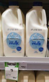 O3 2L Milk Omega 3