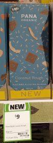 Pana Organic 80g Mylk Coconut Rough