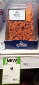 Provedore 100g Chorizo Crumb