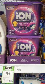 ION 36 Pack Liquid Capsules Colours