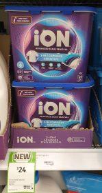 ION 36 Pack Liquid Capsules Sensitive