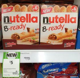 Ferrero 132g Nutella B Ready 1