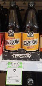 Lo Bros 750mL Kombucha Mango Passionfruit