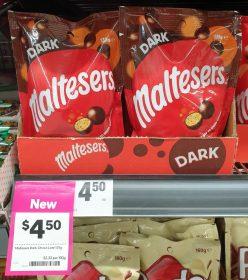 Maltesers 135g Dark